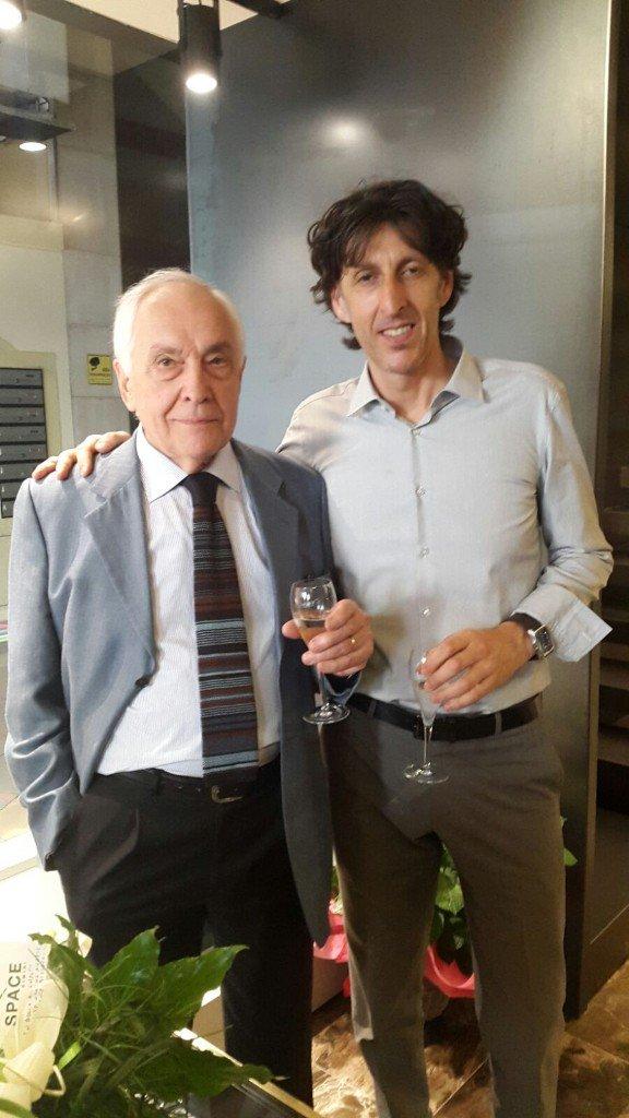 Aldo e Federico Galassi