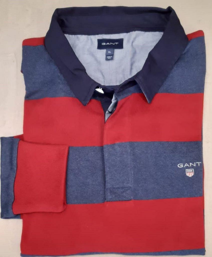 Gant-heavy-rugger-grigia-e rossa