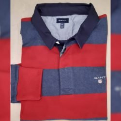 Gant Polo stile rugby Galassi