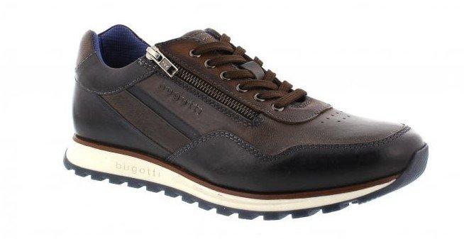 scarpe SNEAKERS IN PELLE