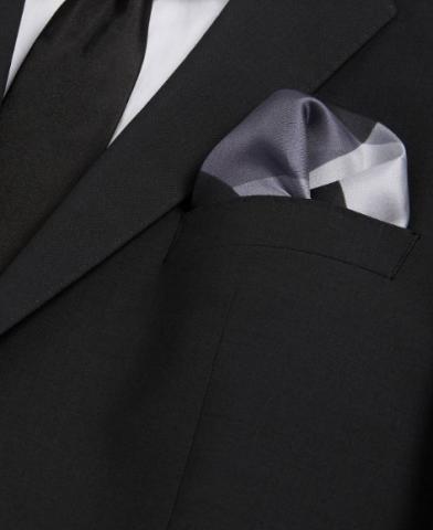 Giacca-con-fazzoletto da taschino Hugo Boss
