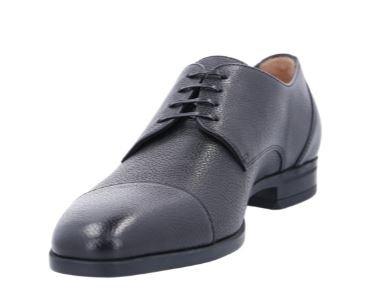 Hugo Boss_scarpe derby operata_
