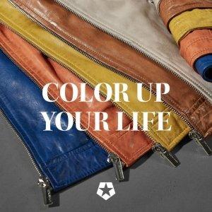 Varietà dei colori di Milestone Jacket