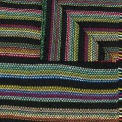 Missoni sciarpa multicolor Galassi