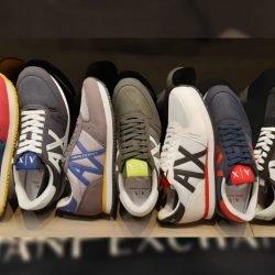 Sneakers Armani Exchange scelta colori