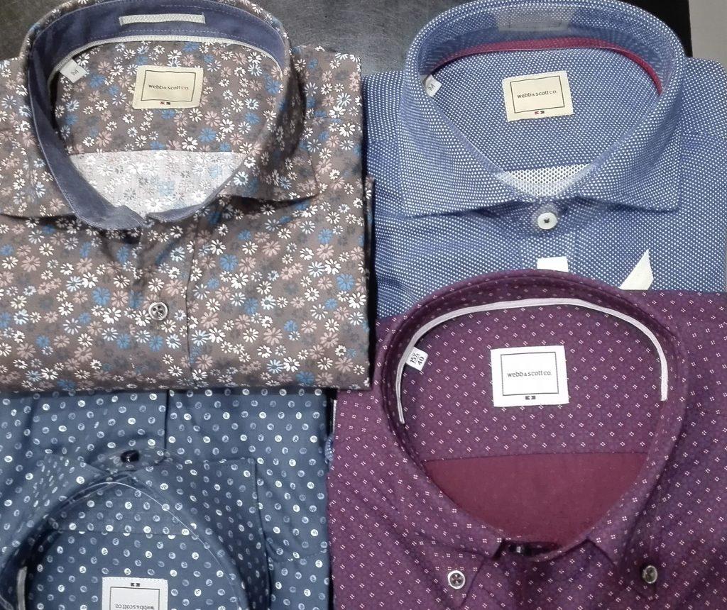 camicie Collezione A/I 2020/21 Galassi Uomo Rimini