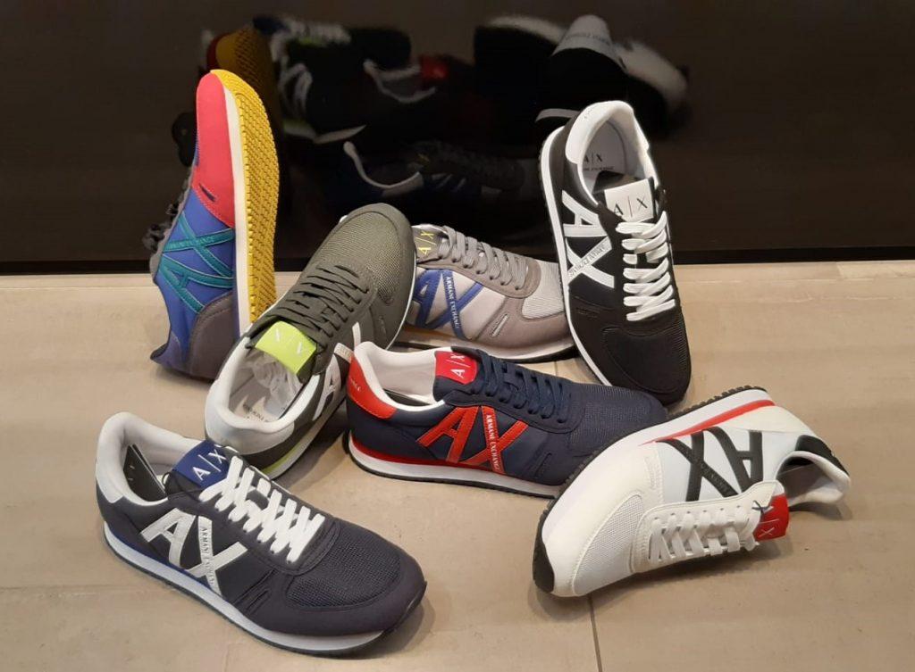 scarpe sportive A X