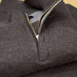 Gant pull mezza zip articolo 2028005