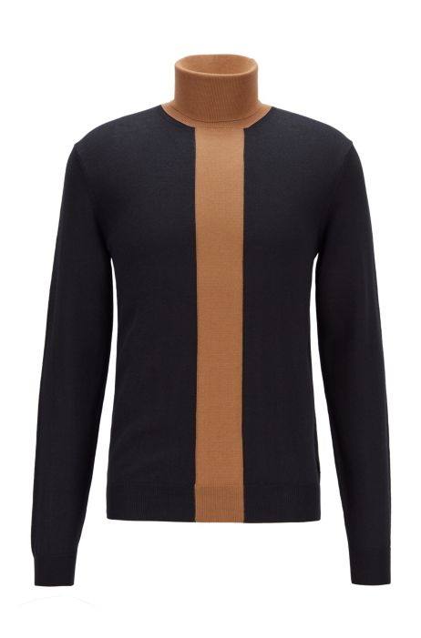 Pull-collo-alto Hugo Boss