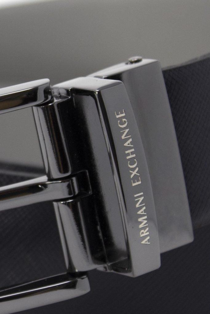 Cintura con Fibbia in metallo lucido