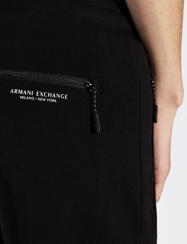 logo tasca posteriore Armani Exchange