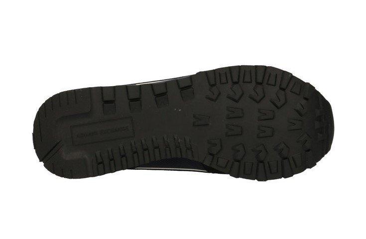 scarpa tessuto e camoscio Armani Exchange