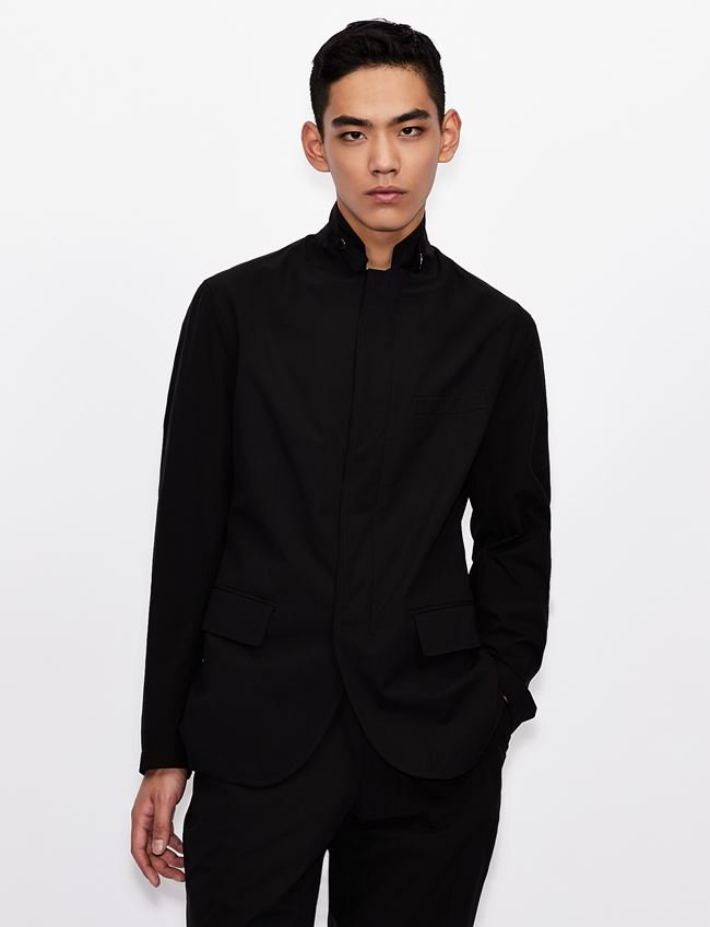 Armani Exchange blazer nero