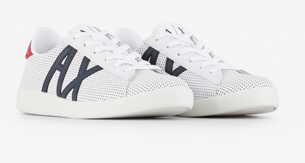 scarpe Armani Exchange