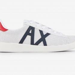 scarpe pelle Armani Exchange