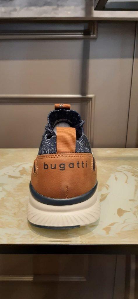 scarpa Bugatti