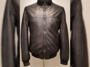 Milestone-jacket-bomber-nero-agnello