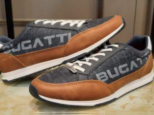 sneakers con brand Bugatti