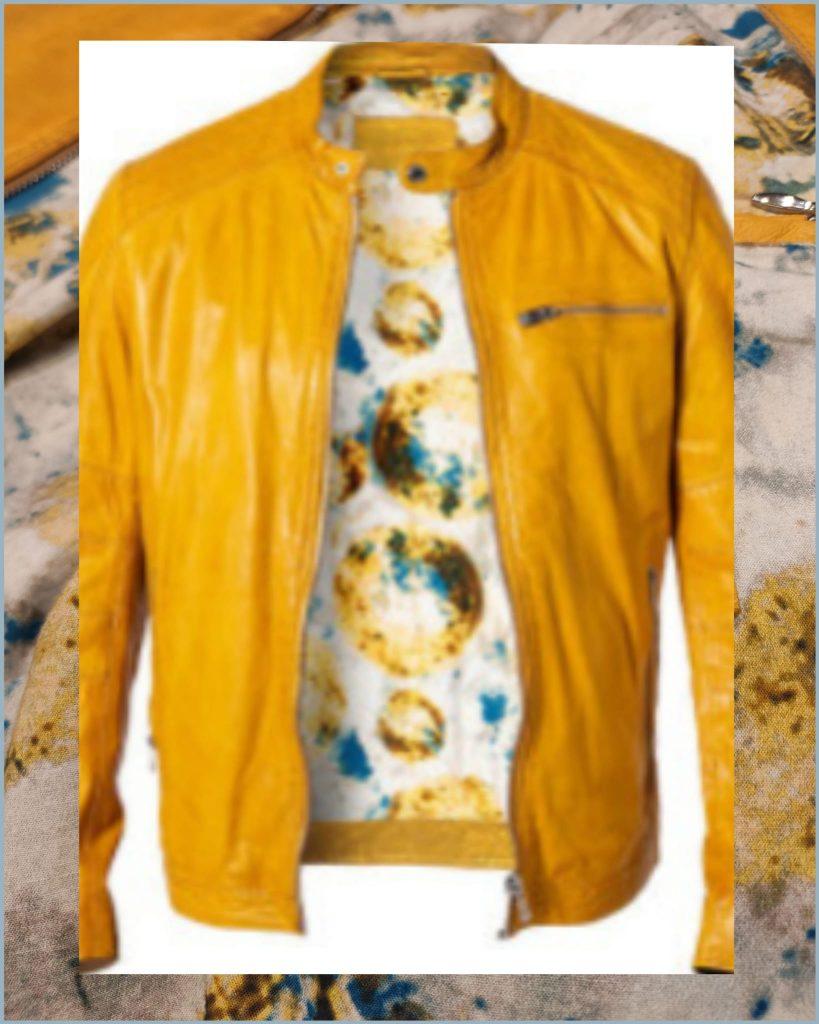 Giacca pelle Milestone Jacket
