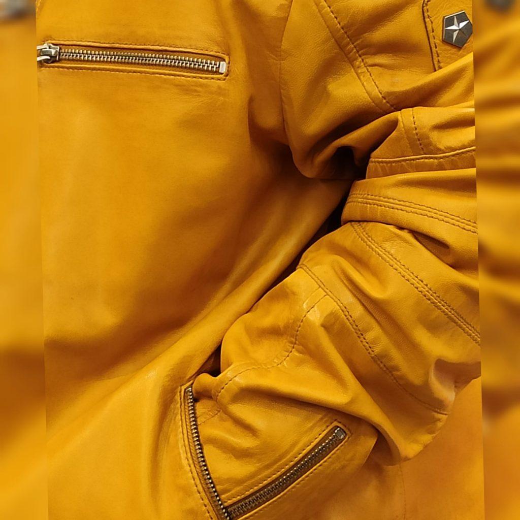 logo Milestone Jacket