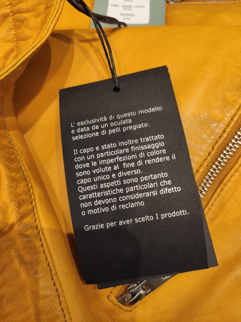 Giubbetto Milestone Jacket