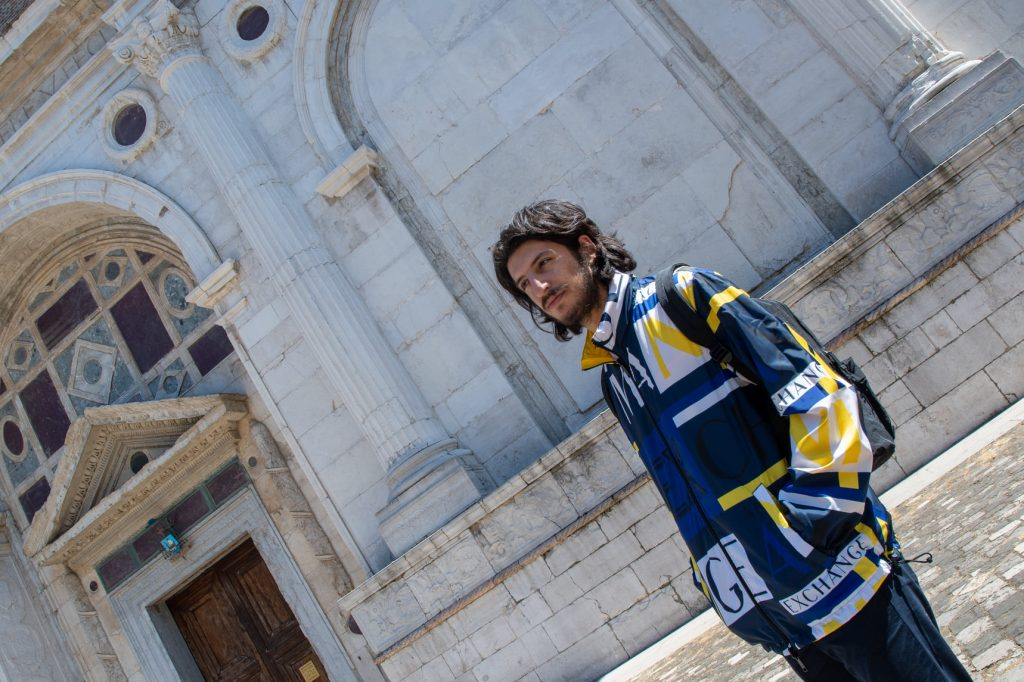 Armani Exchange Moda Uomo Rimini